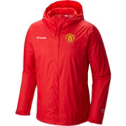 Columbia Men's Manchester United Watertight II Red Jacket