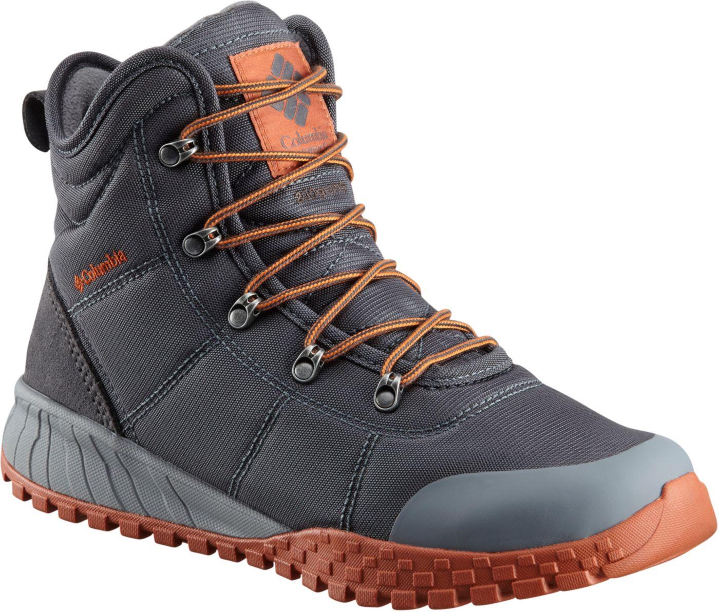 Columbia Men's Fairbanks Omni-Heat 200g Waterproof Winter Boots