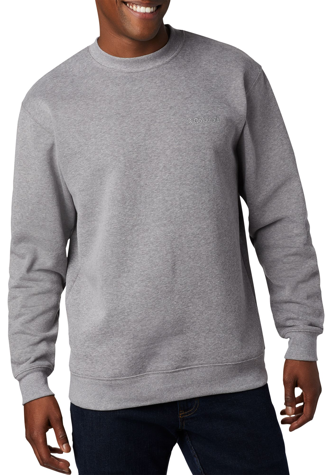 Columbia Men's Hart Mountain II Crew Pullover