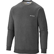 Columbia Men's Hart Mountain II Crew Pullover (Regular and Big & Tall)