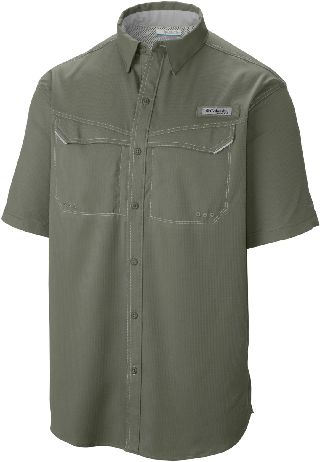 07f324f5ae8 Columbia Men's PFG Low Drag Offshore Short Sleeve Shirt | DICK'S ...