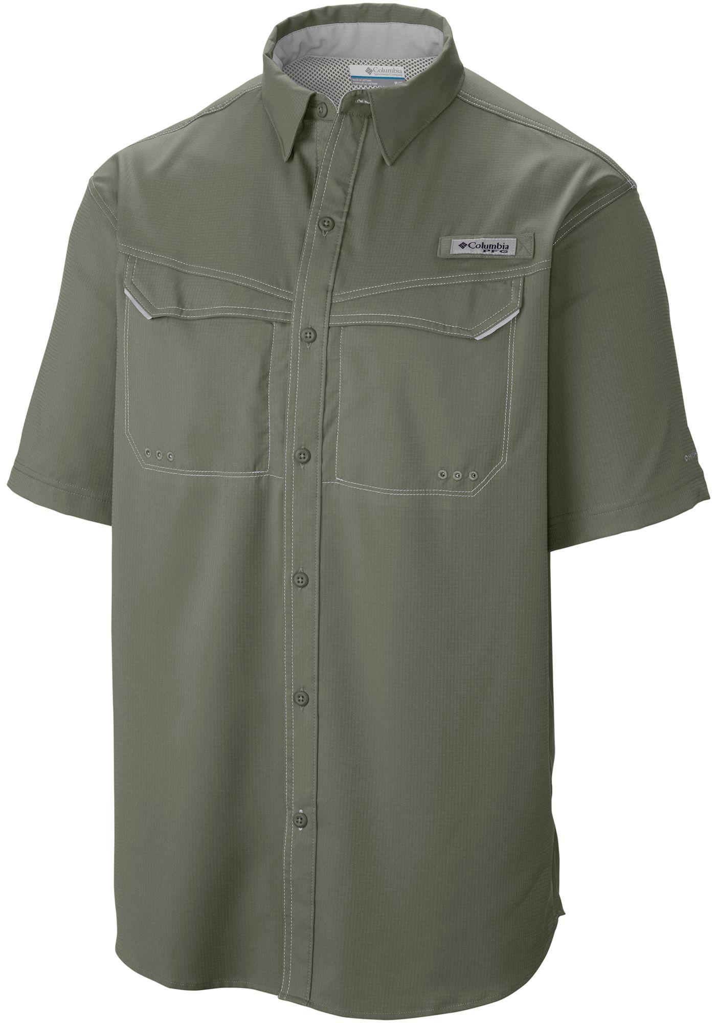 Columbia Men's PFG Low Drag Offshore Short Sleeve Shirt