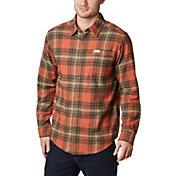 Columbia Men's Boulder Ridge Flannel Long Sleeve Shirt (Regular and Big & Tall)