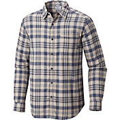 Columbia Men's Boulder Ridge Flannel Long Sleeve Shirt