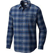 Columbia Men's Boulder Ridge Flannel Long Sleeve Shirt