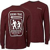 Columbia Men's Fire Long Sleeve T-Shirt