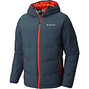 Columbia Men's Lone Fir 650 TurboDown Jacket
