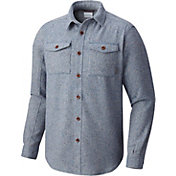Columbia Men's Sage Butte Long Sleeve Shirt