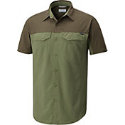 Columbia Men's Silver Ridge Blocked Short Sleeve Shirt