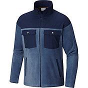 Columbia Men's Steens Mountain Novelty Fleece Jacket
