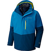 Columbia Men's Wild Card Interchange 3-in-1 Jacket