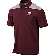 Columbia Men's Texas A&M Aggies Maroon Tech Utility Polo