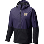 Columbia Men's Washington Huskies Purple/Black Roan Mountain Jacket