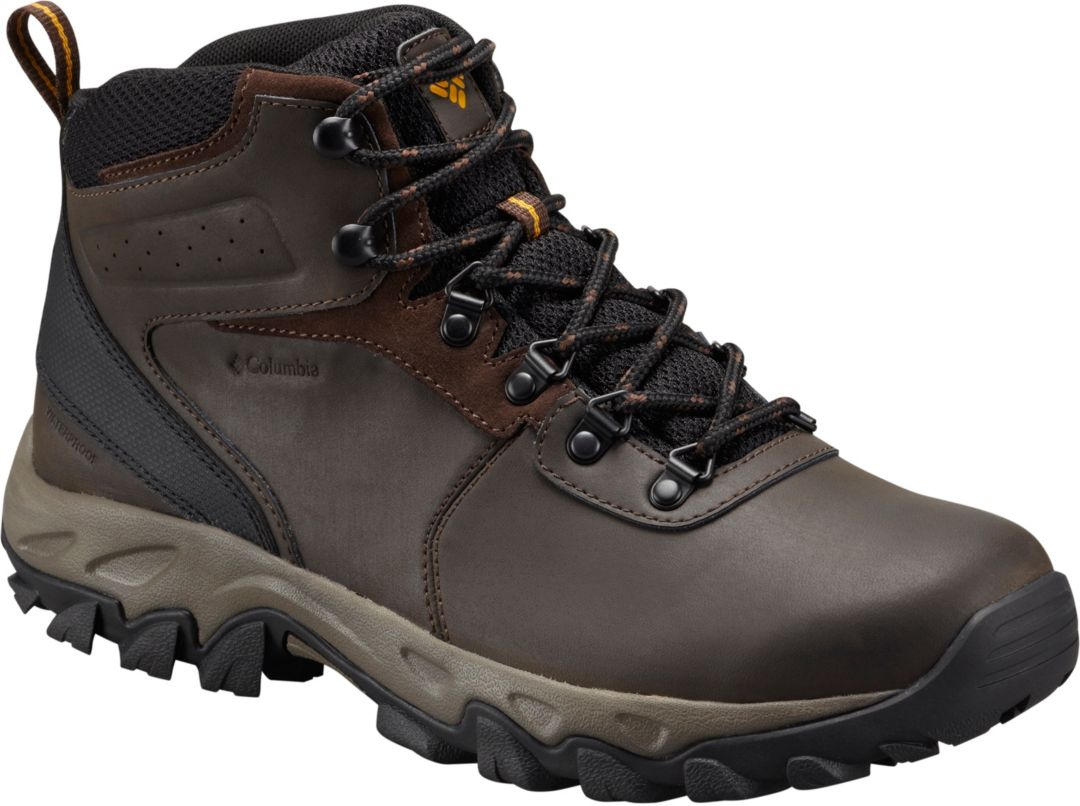 0f93c6a75a5 Columbia Men's Newton Ridge Plus II Hiking Boots