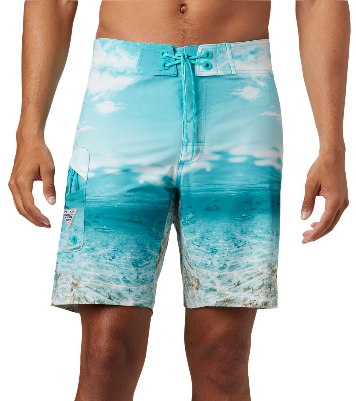 Columbia Men's PFG Offshore II Board Shorts (Regular and Big & Tall)
