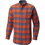 Columbia Men's Sharptail Flannel Long Sleeve Hunting Shirt