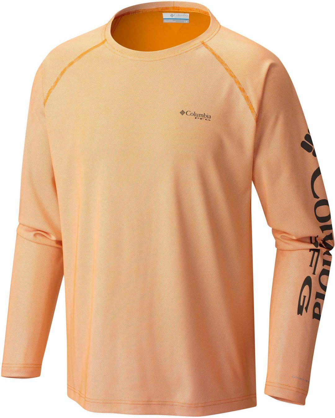 41a2519ec0f Columbia Men's PFG Solar Shade Long Sleeve Shirt | DICK'S Sporting Goods