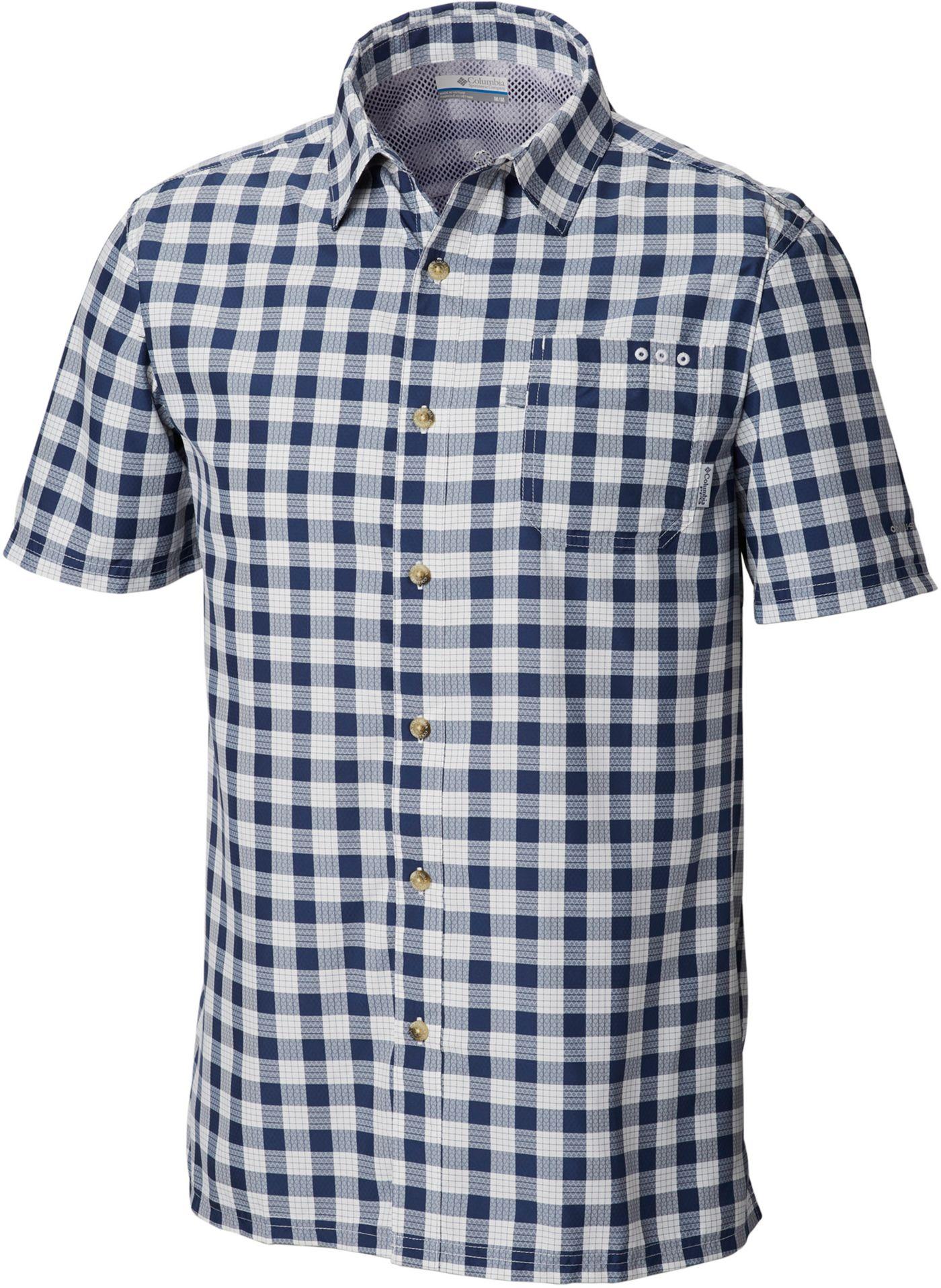 Columbia Men's PFG Super Slack Tide Short Sleeve Shirt