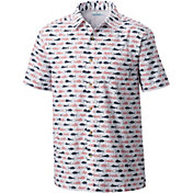 Columbia Men's PFG Super Slack Tide Short Sleeve Shirt