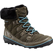 Columbia Women's Heavenly Chimera Shorty 200g Omni-Heat Winter Boots