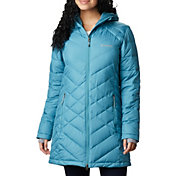 Columbia Women's Heavenly Long Hooded Jacket