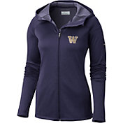 Columbia Women's Washington Huskies Purple Saturday Trail Hooded Jacket