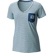 Columbia Women's PFG Monogram V-Neck T-Shirt
