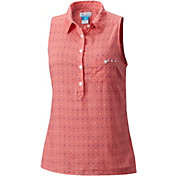 Columbia Women's PFG Sun Drifter Sleeveless Shirt