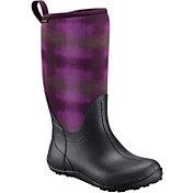 Columbia Women's Snowpow Tall Omni-Heat Winter Boots
