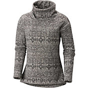 Columbia Women's Sweater Season Printed Pullover Long Sleeve Shirt