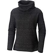 Columbia Women's Sweater Season Printed Pullover Long Sleeve Shirt