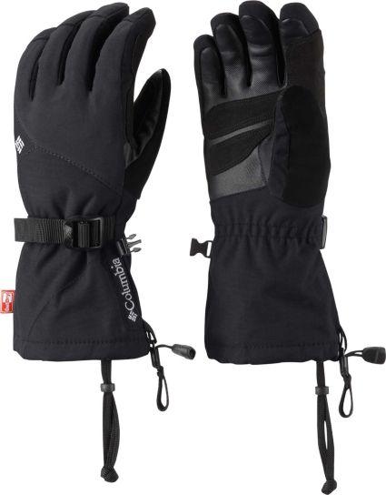 Columbia youth glove size chart