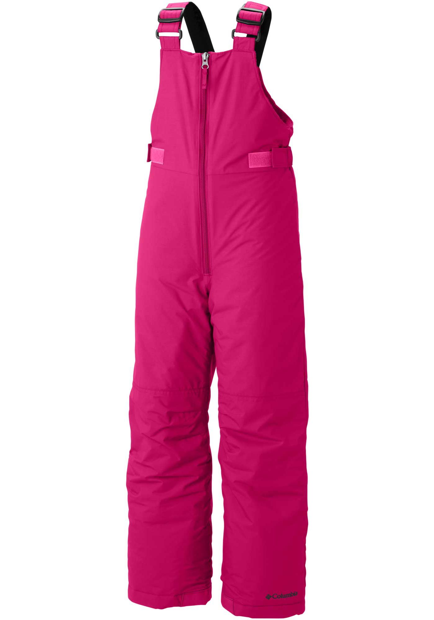Columbia Girls' Snowslope II Insulated Bib