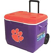 Coleman Clemson Tigers 60qt. Roll Cooler