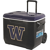Coleman Washington Huskies 60qt. Roll Cooler