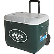 Coleman New York Jets 60qt. Roll Cooler
