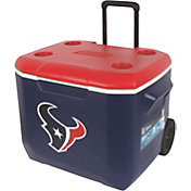 Coleman Houston Texans 60qt. Roll Cooler