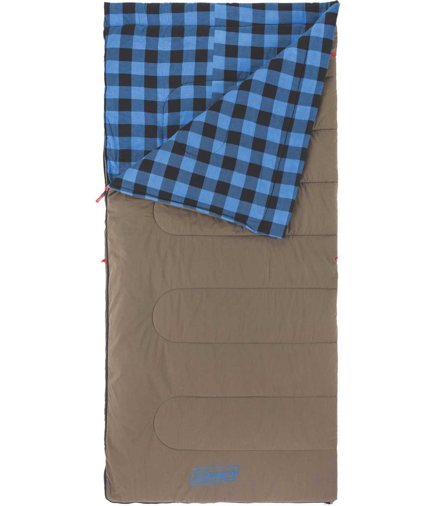 Coleman Autumn Trails 30° Big & Tall Sleeping Bag