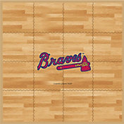 Coopersburg Sports Atlanta Braves Fan Floor
