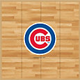 Coopersburg Sports Chicago Cubs Fan Floor