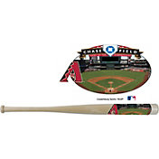 "Coopersburg Sports Arizona Diamondbacks 34"" Stadium Collector Bat"