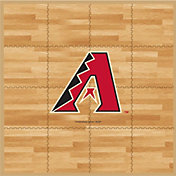 Coopersburg Sports Arizona Diamondbacks Fan Floor