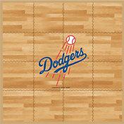 Coopersburg Sports Los Angeles Dodgers Fan Floor