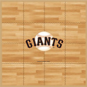 Coopersburg Sports San Francisco Giants Fan Floor