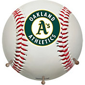 Coopersburg Sports Oakland Athletics Coat Rack