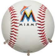 Coopersburg Sports Miami Marlins Coat Rack
