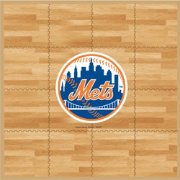 Coopersburg Sports New York Mets Fan Floor