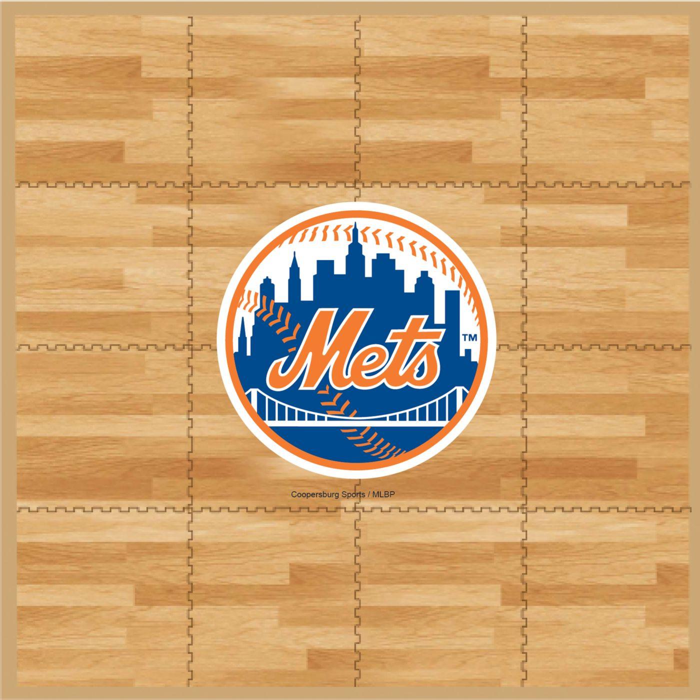 Coopersburg Sports New York Mets Fan Floor