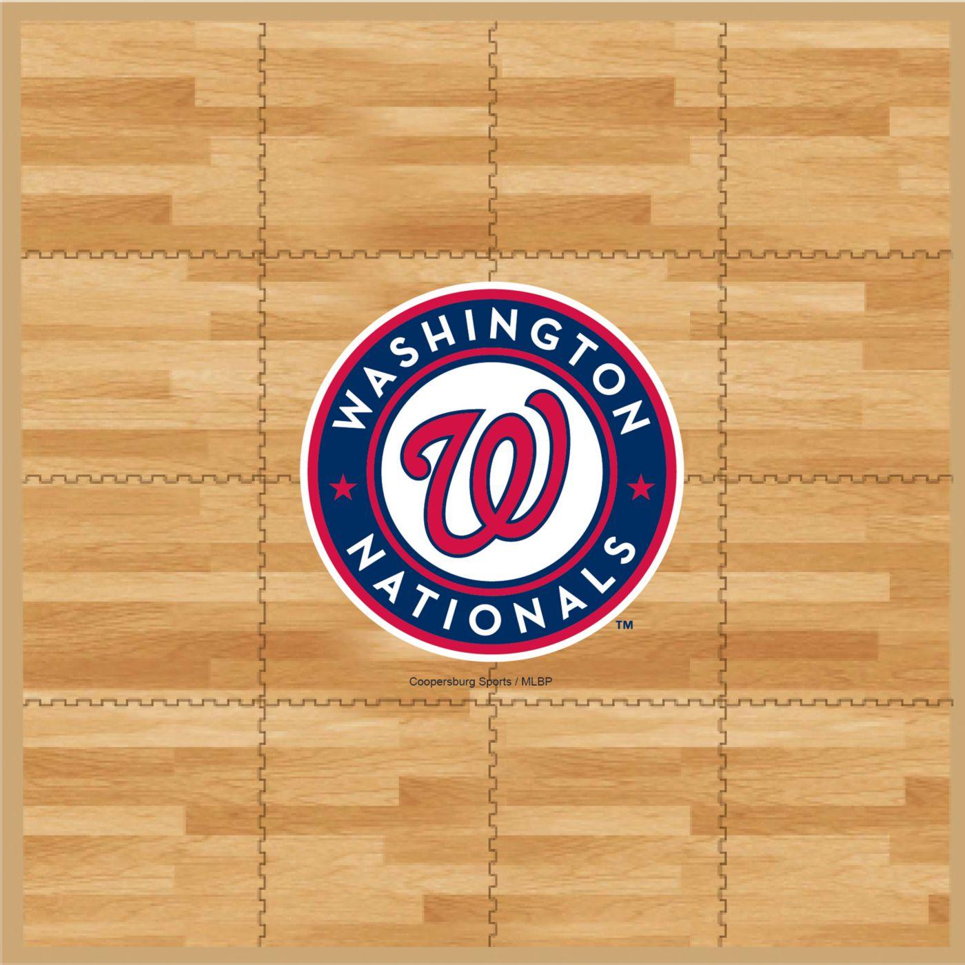 Coopersburg Sports Washington Nationals Fan Floor