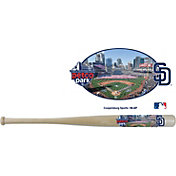 "Coopersburg Sports San Diego Padres 34"" Stadium Collector Bat"